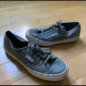 Superga Cotu Gray Sneakers
